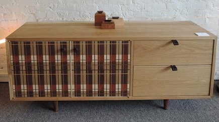 Townsend credenza by  Freddy Hill