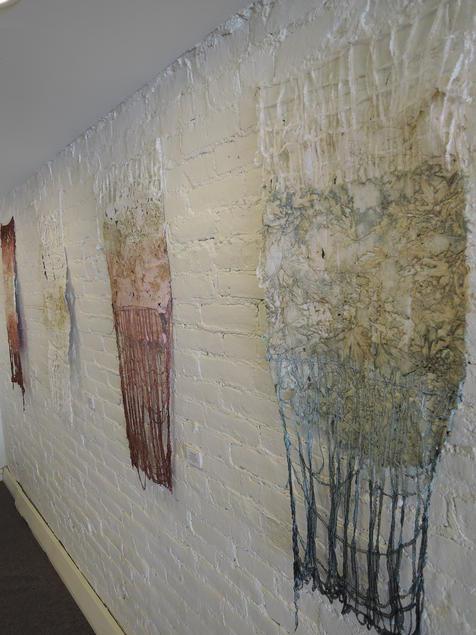 Works by Sandra Holata.