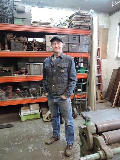 Kevin Busta of Kevin Busta Industrial Furnishings