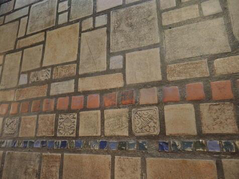 I love a stunning floor tile...