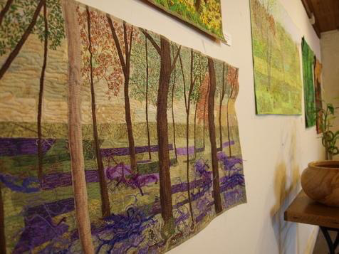Quilted Textiles by Carol Lynn Patterson