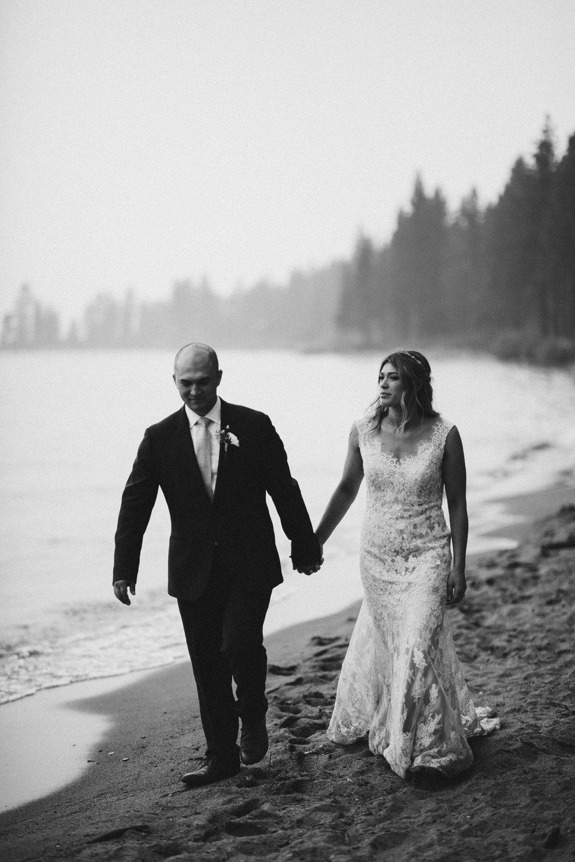 Weddings & Elopements - Intimate weddings in Northern California and Nevada