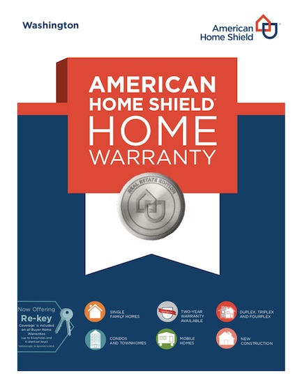 Download the American Home Shield Brochure