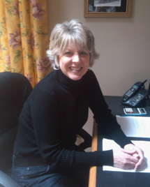 Carol Krass  - Office Manager for Susan Payne and Associates.jpg