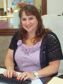 Erin Miller  - Director of Marketing for Susan Payne and Associates