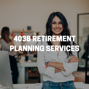 403b retirement planning services for non-profit in NJ NYC PA and CT - Life insurance Agent in Bergen County - Susan Payne and Associates