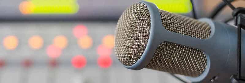 Radio appearances -