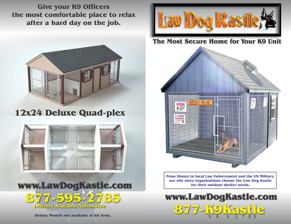 Law Dog Kastle High Quality Brochure