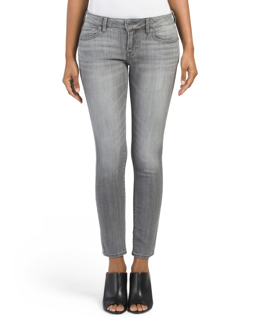 Buy it - I'm a huge fan of Lucky Brand Jeans and they luckily have a very similar pair at TJ Maxx right now! These are $39.99 and totally worth the investment! The fiber content is something I would reccomend also: 78% Cotton/ 20% Polyester/ 2% Spandex. Buy it here!