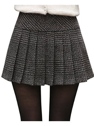 The Look for Less - I love this cute skirt from Amazon! It isn't too short and the pattern is a bit more