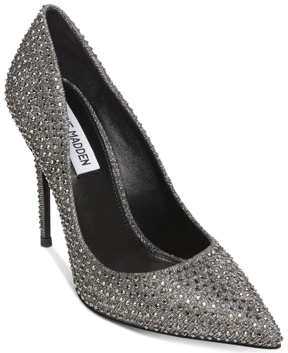 The Rock Star - Ok so I had to add a pair of studded heels. These are beautiful and the tonal look of them makes the studs a little less