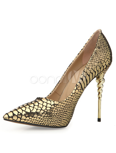 If Khaleesi Wore Pumps - So while researching I came across this amazing pair of pumps that remind me so much of a dragon. Khaleesi would definitely rock these at work (you know, if conquering the 7 kingdoms required pumps). They retail for $80.99. Buy them here!