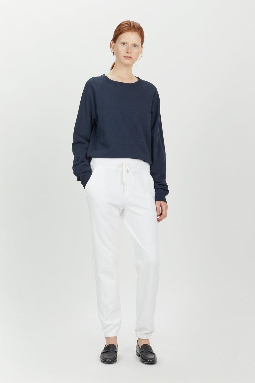 La Garçonne x Save Khaki Sweatpant - 100% Supima Cotton$48.00Buy it Here