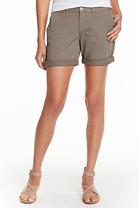 Salt Washed Classic Chino Shorts - Organic Pima Cotton/Lycra$68.00Buy it Here