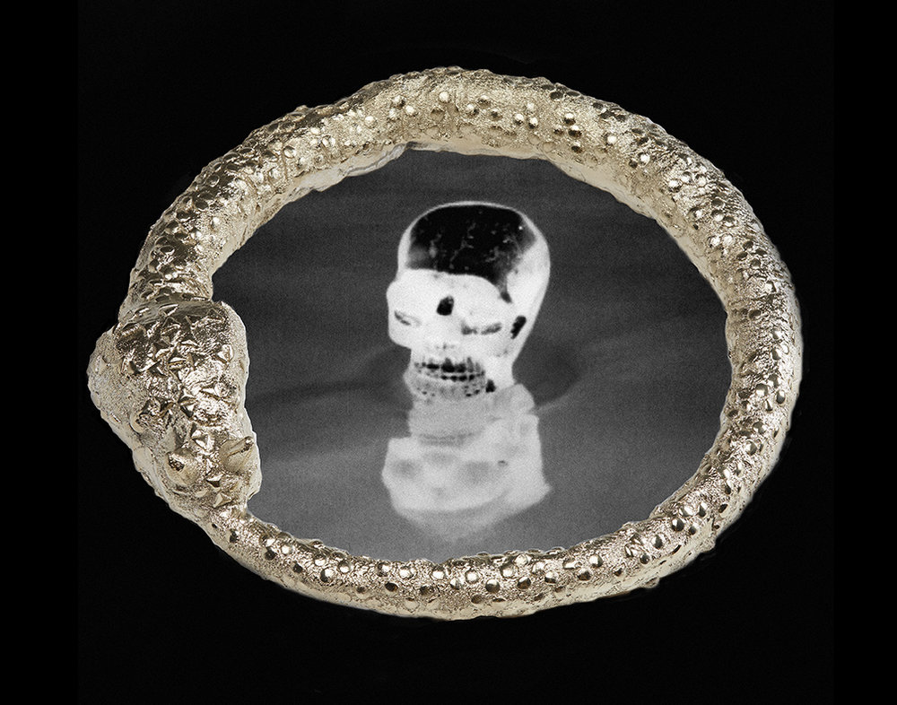 'Bardo: Ouroboros, Skull'