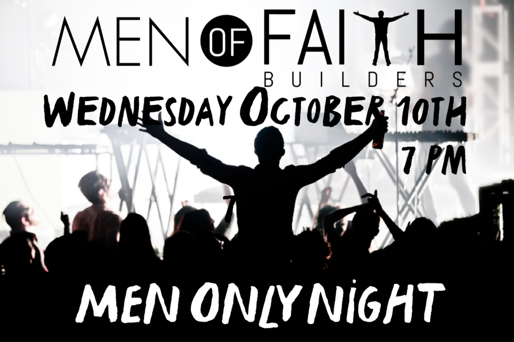 Men of FaithBuilders -