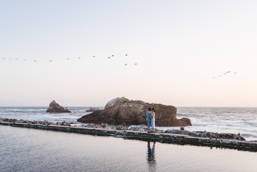 San Francisco, Sutro Baths
