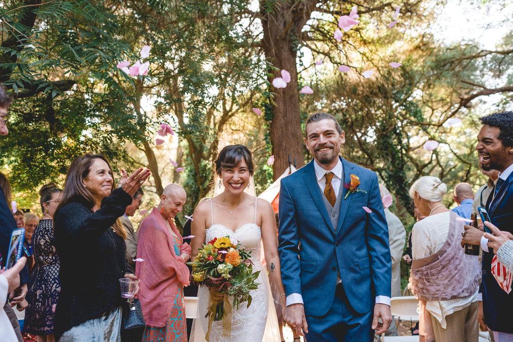 Oakland DIY Wedding: 6 hours | One Photographer