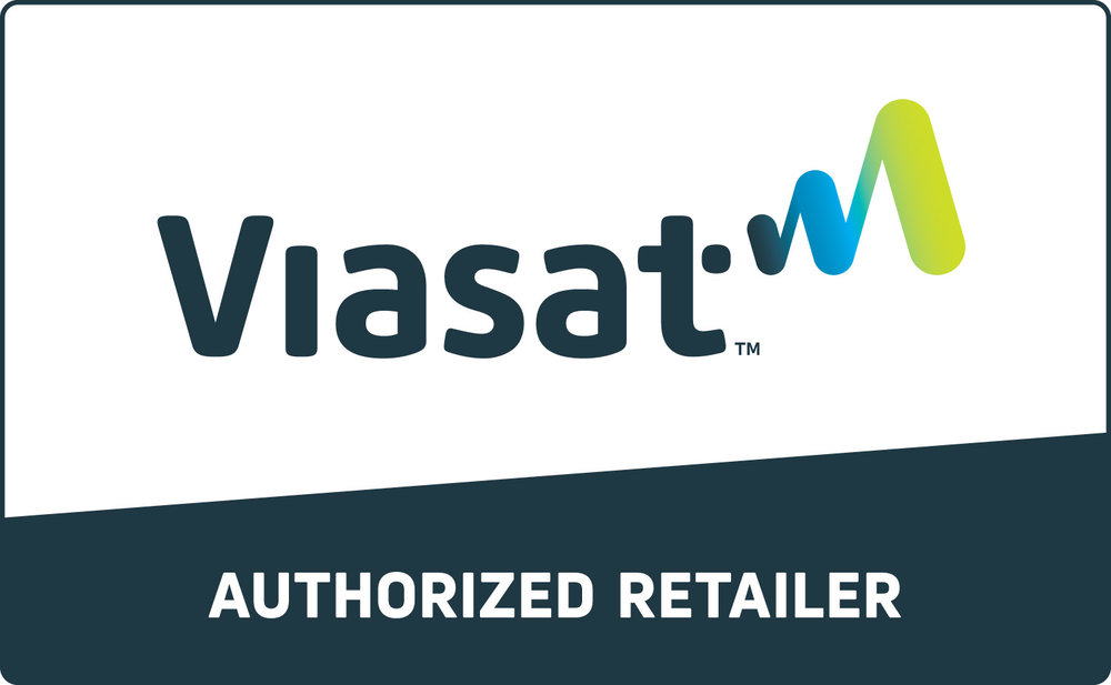 SCSV is an authorized dealer and installer of ViaSat