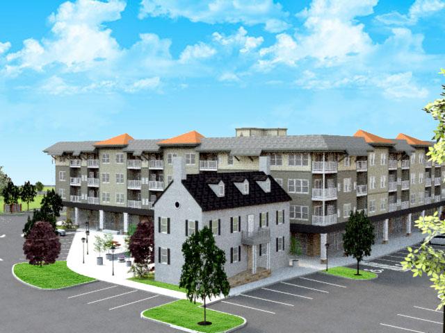 BAY MANOR mixed use development - Stevensville, Maryland
