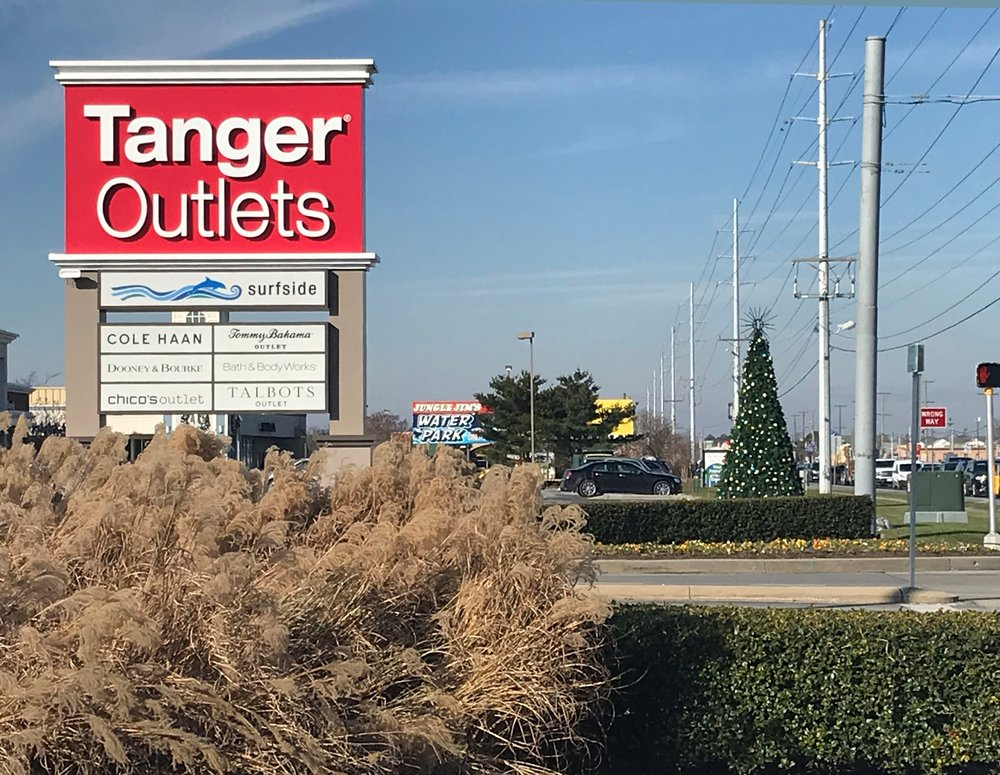 TANGER PROJECTS - Sussex County, Delaware