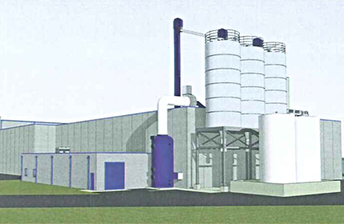 MOUNTAIRE RESOURCE RECOVERY FACILITY - Sussex County, Delaware