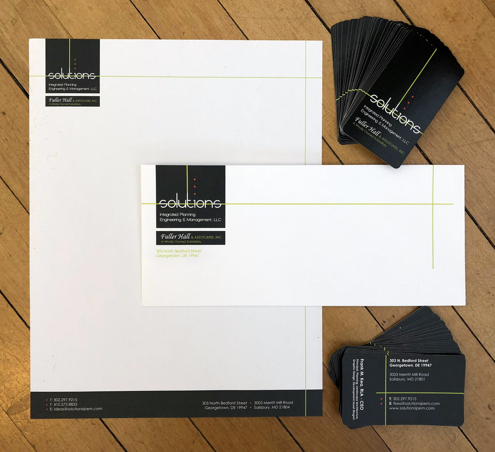 Branding, Logo & Identity -