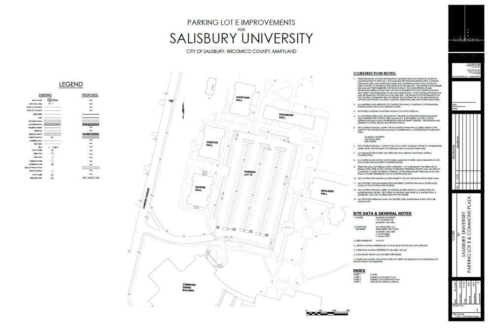 Salisbury UniversityProjects - Wicomico County, Maryland