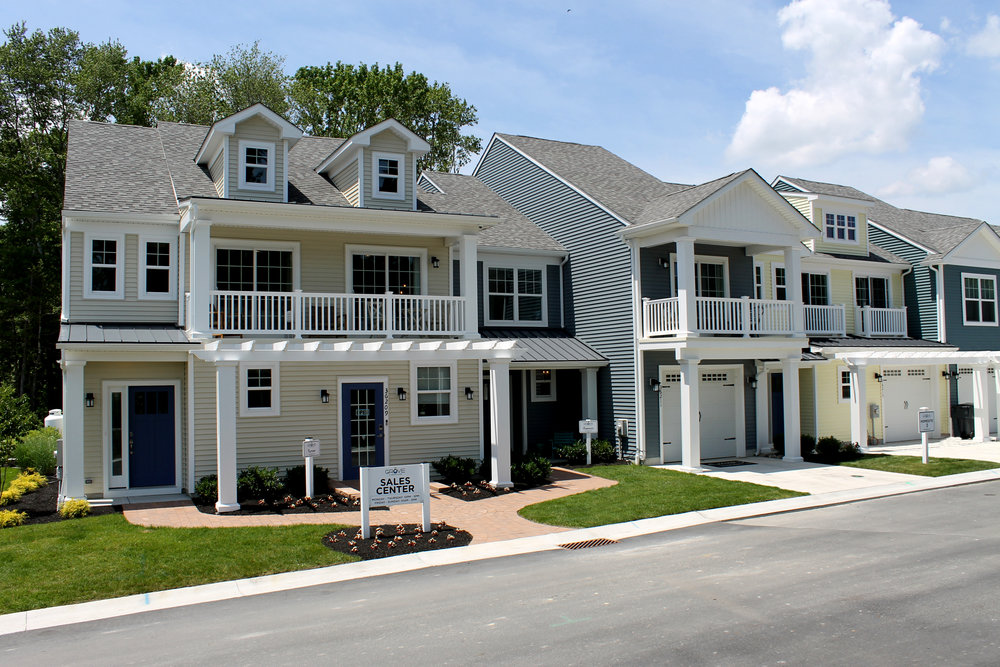 THE GROVE TOWNHOMES - Sussex County, Delaware