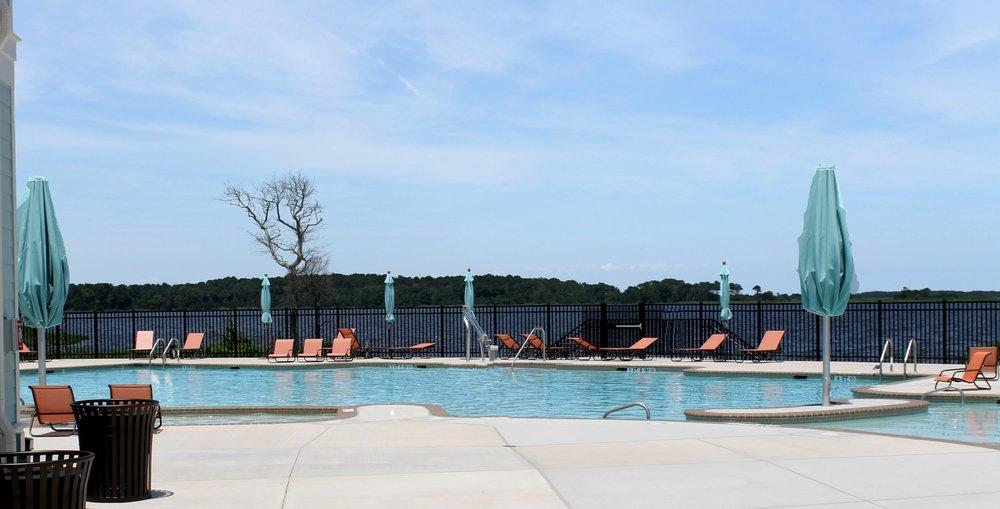 overlook pool deck - Sussex County, Delaware