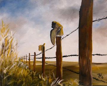 Cowboy Fence