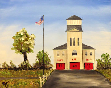 Lee Fire Dept