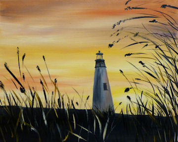 Sunset Light House