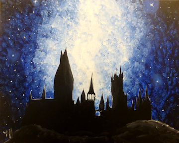 Hogwarts Castle - Harry Potter