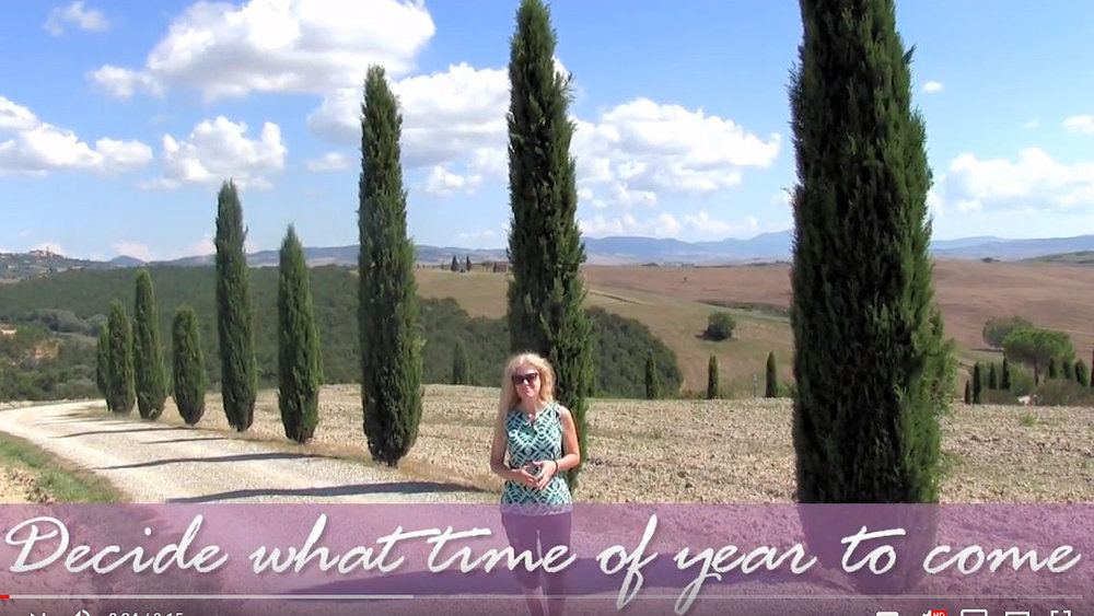 TUSCANY PAINT & SIP TIPS - Video