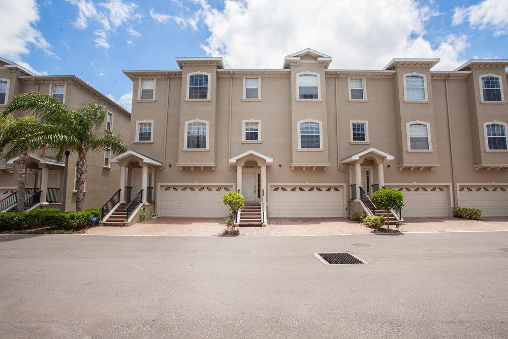 Taken in a new development in Seminole, FL.