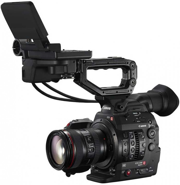 Canon C300 mk.II now available for rentals!