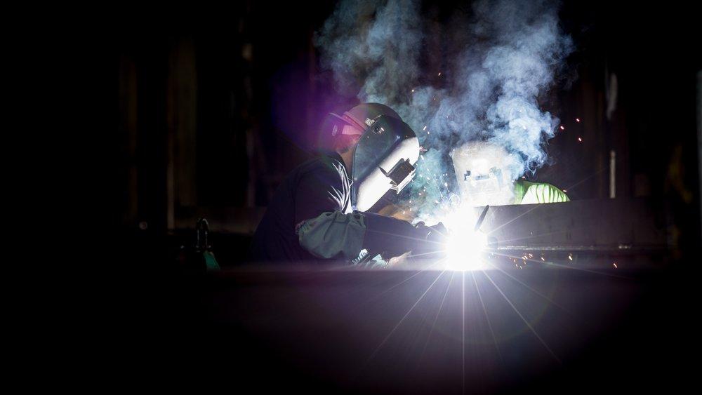 HETA ARBETEN - Samtliga är certifierade hetarbetare och kan jobba med Heta Arbeten