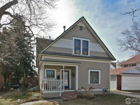 819 6th Ave., Longmont. $550,000