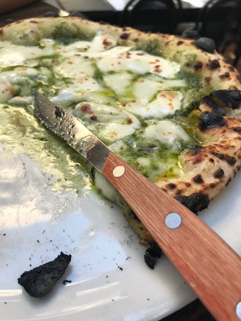 Pesto Pizza from Flour House