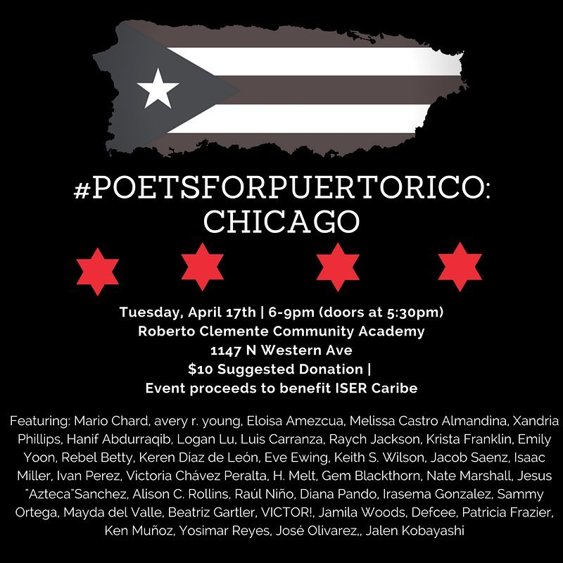 Poets for Puerto Rico