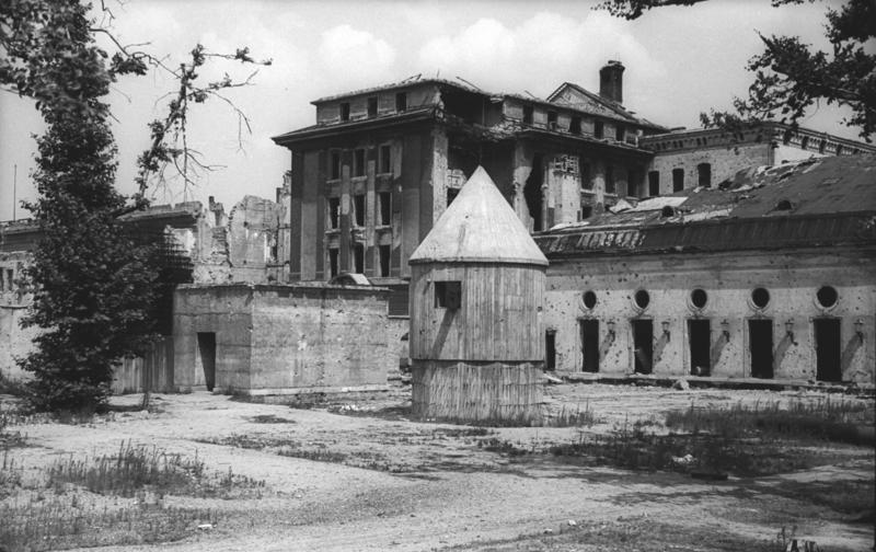 Hitlers førerbunker under 2. Verdenskrig
