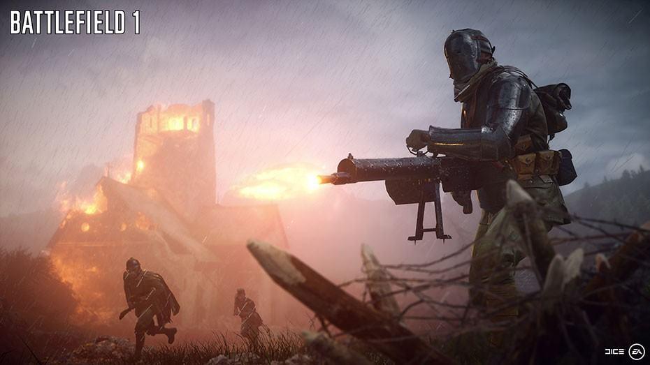 """Selvom Battlefield 1 rummer mange realistiske scenarier fra 1. Verdenskrigs, er der også eksempler på overdrivelser. I missionen """"Avanti Savoia"""" spiller man en soldat fra Arditi-regimentet, der egenhændigt nedlægger hundredevis af fjender som i klassiske FPS-spil."""