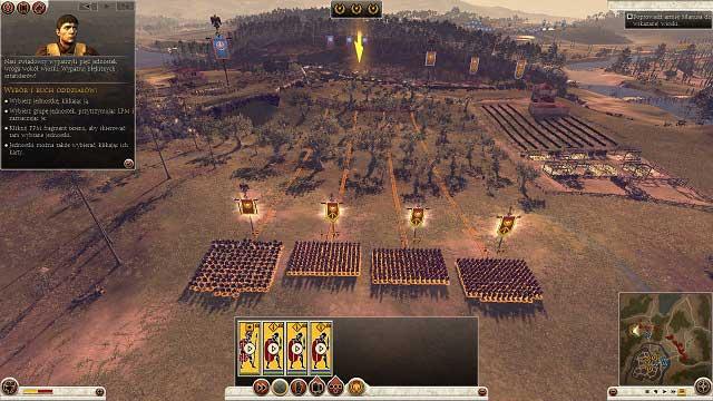 Total War-serien er et klassisk eksempel på, at historien fortælles fra et makroperspektiv