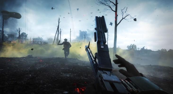I Battlefield 1 oplever man historien fra mikroperspektiv (FPS)
