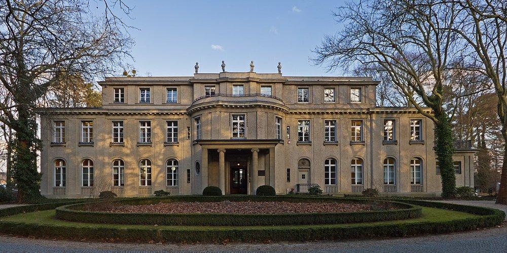 Palæet ved Wannsee