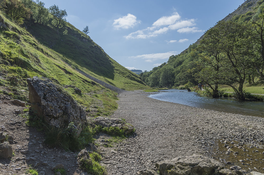 Dovedale, Staffordshire