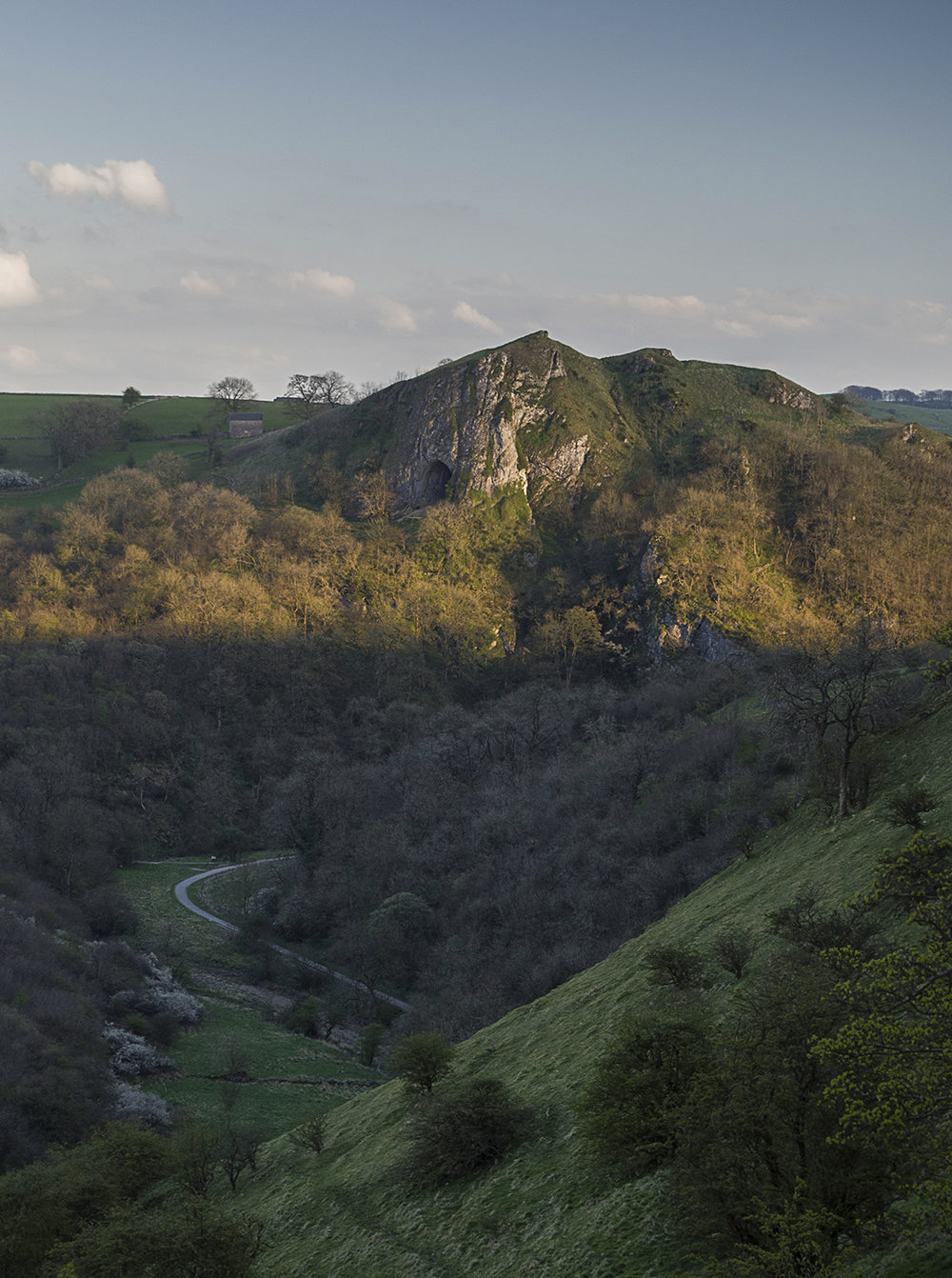 Thor's Cave, Manifold Vally, Staffordshire