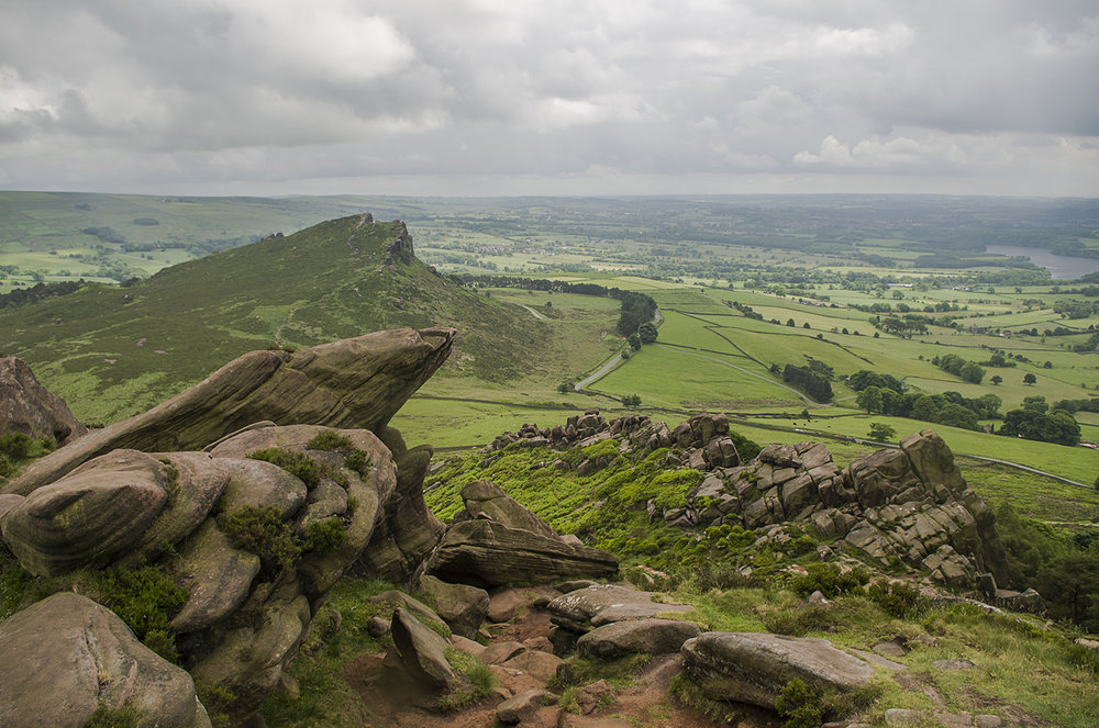 The Roaches and Hen Cloud, Staffordshire