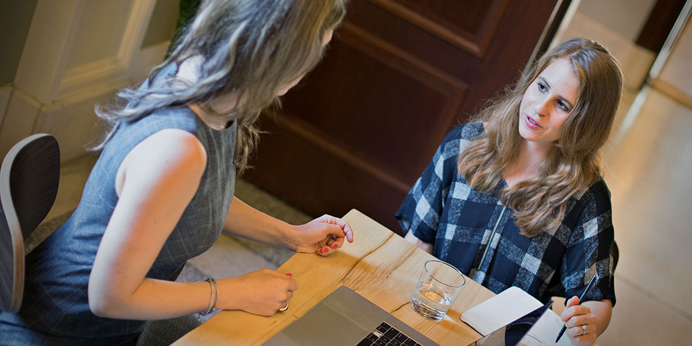 Interview Prep - Have an upcoming interview you want to ace? Sign up for 1-on-1 prep with Merryn.